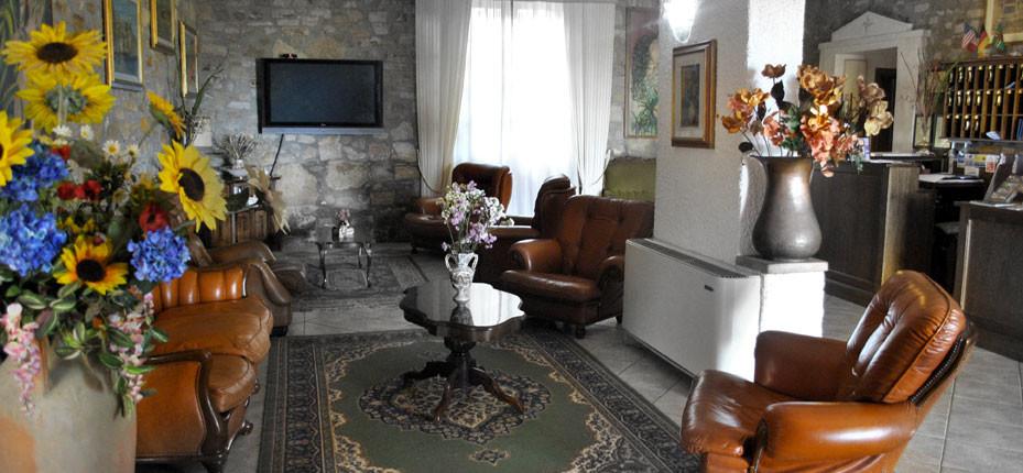 Interni di Hotel Villa San Giorgio