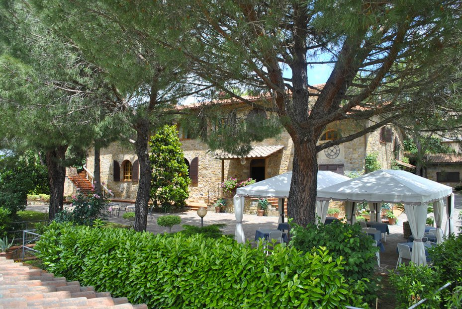 Esterni di Hotel Villa San Giorgio