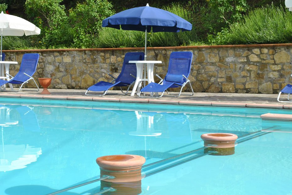 Piscina di Hotel Villa San Giorgio