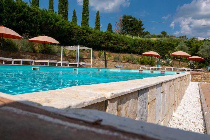 Piscina Hotel Villa San Giorgio